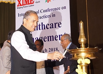 """INTERNATIONAL CONFERENCE ON """"BEST PRACTICES IN HEALTH CARE MANAGEMENT"""