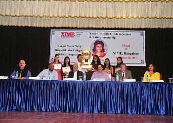 Annual Maria Philip Memorial Inter Collegiate Debate Competition 2017 - Final